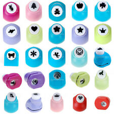10mm Cute Paper Punch Shaper Children Card Hobby Craft DIY Gift Tag Scrapbooking
