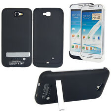 4200mAh External Backup Battery Charger Case for Samsung Galaxy Note 2 II N7100