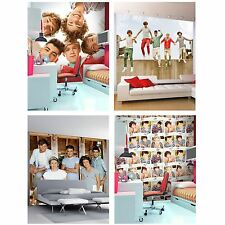 ONE DIRECTION 1D WALL MURAL WALLPAPER - OFFICIAL