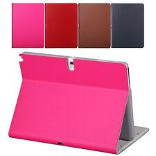 Ultra Thin Genuine Leather Case Cover For Samsung Galaxy Note 10.1 P600 P601