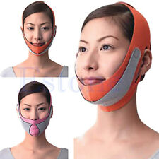 Anti Wrinkle Half Lift V Face Line Slimming Up Mask Cheek Strap Belt New