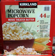 Gourmet Butter Flavor Popping Corn Popcorn Microwave Snack Size Bags ~ Pick One