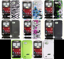 HTC Rezound ADR6425 / Vigor (Verizon) - Faceplate Phone Cover DESIGN/COLOR Case