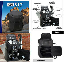 Outdoor Waterproof Camera Backpack Photo Bag For NIKON D9 CANON 5D3 EOS SONY SLR