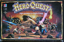 HeroQuest Warhammer Game Parts / Spares Furniture, Cards, Tiles, Dice