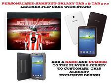 PERSONALISED UNOFFICIAL EXETER CITY SAMSUNG GALAXY TAB 7.0 PU LEATHER CASE