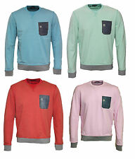 Mens Duck and Cover Segal Brazil Inspired Jumper Sweatshirt