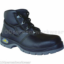 Delta Plus JUMPER2 S1 SRC Safety Mens Work Chukka Boots Shoes Steel Toe Cap New