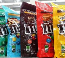 M&M's Chocolate Candies Hard Colorful Candy Shell ~ Pick One