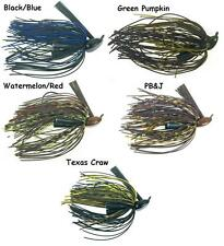 Buckeye Lures Mini Mop Jig - Assorted Colors and Sizes