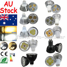 Cree/Epistar 9W 12W MR16 GU10 LED Downlight Spot Bulb Light Warm Cool White Bulb