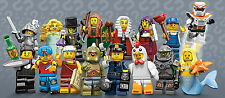 LEGO Minifigure Series 9 you pick character Chicken suit guy, Maiden, Cyclops
