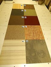 "Carpet Tile FREE SHIPPING! Commercial Grade 100 % Nylon 24"" x 24"" CHOICE COLOR"
