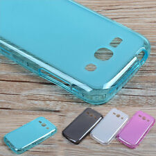 Pudding crystal matte TPU Case cover skin for SAMSUNG GALAXY ACE 3 S7270