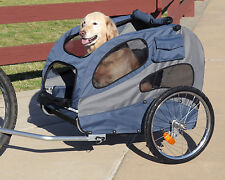 HoundAbout Bike Pet classic Trailer L 115 lb Dog Cart BICYCLE folding CARRIER