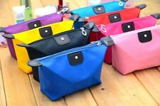 New Fashion Girl Pouch Bag Clutch Handbag Travel Make Up Cosmetic Casual Purse