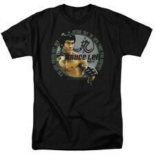 Bruce Lee Expectations Signature Quote Martial Arts Legend T-Shirt Tee