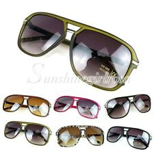New Women Men Unisex Eyewear Designer Fashion Aviator Sunglasses Classic Shades