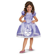 Disney Sofia The First Licensed Child Princess Costume