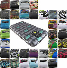 FOR SAMSUNG GALAXY S 5 5 S5 GRAPHIC DESIGN SNAP-ON PHONE CASE COVERS+STYLUS/PEN