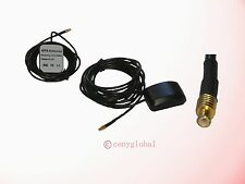 Remote High Gain Antenna for Garmin Colorado GPS GPSCOM Nuvi Emap Quest Series