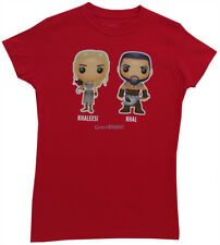 Game of Thrones Khaleesi and Khal HBO TV Show Juniors T-Shirt Tee