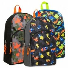 Boys Character Printed Backpacks by Trailmaker New With Tags