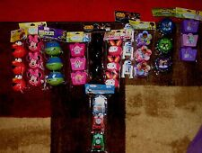CHARACTER EASTER EGGS TREAT CONTAINERS THOMAS THE TRAIN MINNIE MOUSE R2D2 ELMO