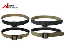 Airsoft Tactical Outdoor Military Double-sided Combat Duty Nylon Belt M/L/XL/XXL