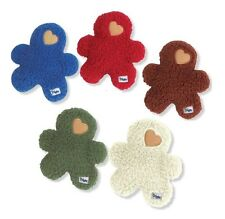 """YUKON BERBER BOYS Soft 8 1/2"""" Squeaker Toys for Dogs Choose From 7 Colors"""