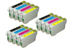 12x  Compatible Ink Cartridges for Epson Expression Home XP Inkjet Printers