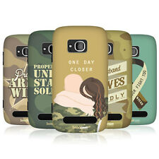 HEAD CASE PROUD ARMY WIVES DESIGN SNAP-ON BACK COVER FOR NOKIA LUMIA 710