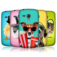 HEAD CASE FUNNY ANIMALS PROTECTIVE COVER FOR SAMSUNG GALAXY S3 III MINI I8190