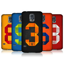 HEAD CASE I AM NUMBER SNAP-ON BACK COVER FOR SAMSUNG GALAXY S5