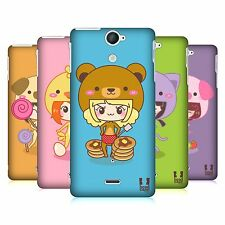 HEAD CASE ANIMAL COSTUMES PROTECTIVE COVER FOR SONY XPERIA V LT25i