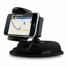 Secure Friction Car Dash Cradle Mount & Window Suction Cup Holder For Mobiles