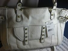 NWT  STEVE MADDEN SATCHEL DESIGNER FASHION WOMENS HANDBAG  BAG