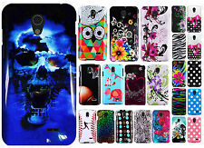 For LG Lucid 3 VS876 HARD Protector Case Snap Phone Cover Accessory