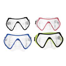 Scuba Diving Mask Goggle Diving Snorkeling Equipment with 4mm Toughened Glass