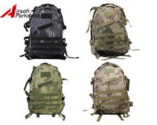 Airsoft Tactical US Army Hunting Hiking 3Day Molle Assault Backpack Bag 4 Colors