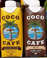 Vita Coco Café Latte Coconut Water Espresso (4 Pack) Hydrate Naturally ~Pick One