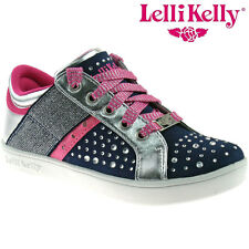 Lelli Kelly LK6888 (EE57) Lights Blue & Argento California