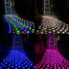 100LED/300LED Net String Fairy Light Party Wedding Christmas Decoration Lamp