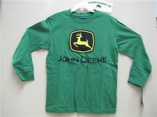 Youth Longsleeve Trademark John Deere Logo T-Shirt (Green) LP43398