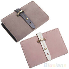 Cute Leather ID Business Card Credit Card Holder Purse Case Box Wallet Bag Pouch