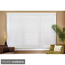 Faux Wood 28 1/4-inch Blinds