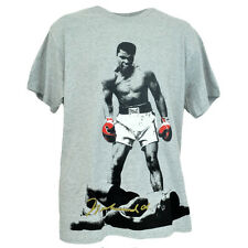 Muhammad Ali Novelty Tshirt Boxer Shirt Tee Fighter Legend Cultural Icon