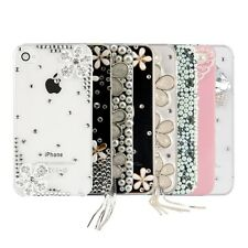kwmobile LUXUS STRASS CASE FÜR APPLE IPHONE 4 4S HÜLLE COVER HANDY TASCHE ETUI