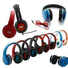 New Adjustable Over-A2 5 8 9 -Ear 3.5mm Earphone Headphone for iPod MP3 PC Phone