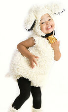 Toddler Kids Girls Boys Lamb Sheep Halloween Costume